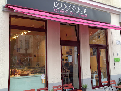 Frukost på Du Bonheur