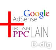 Menempatkan/Menaruh Google Adsense Dengan PPC/Iklan Lain