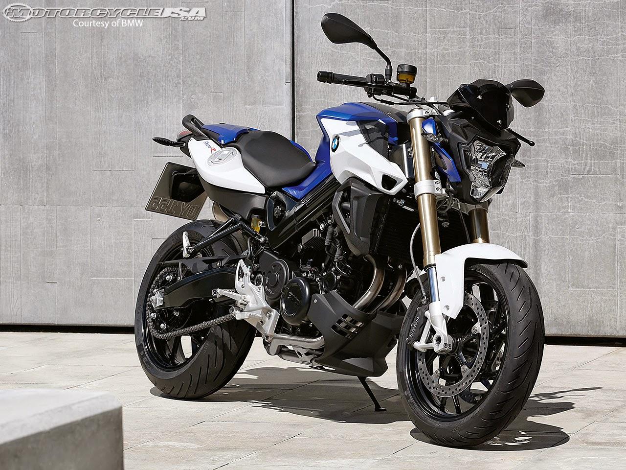 BMW Motorrad lança linha 2015 da naked F 800 R - MOTO.com.br