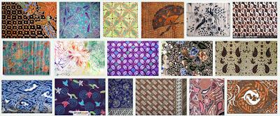 Pola Batik Modern