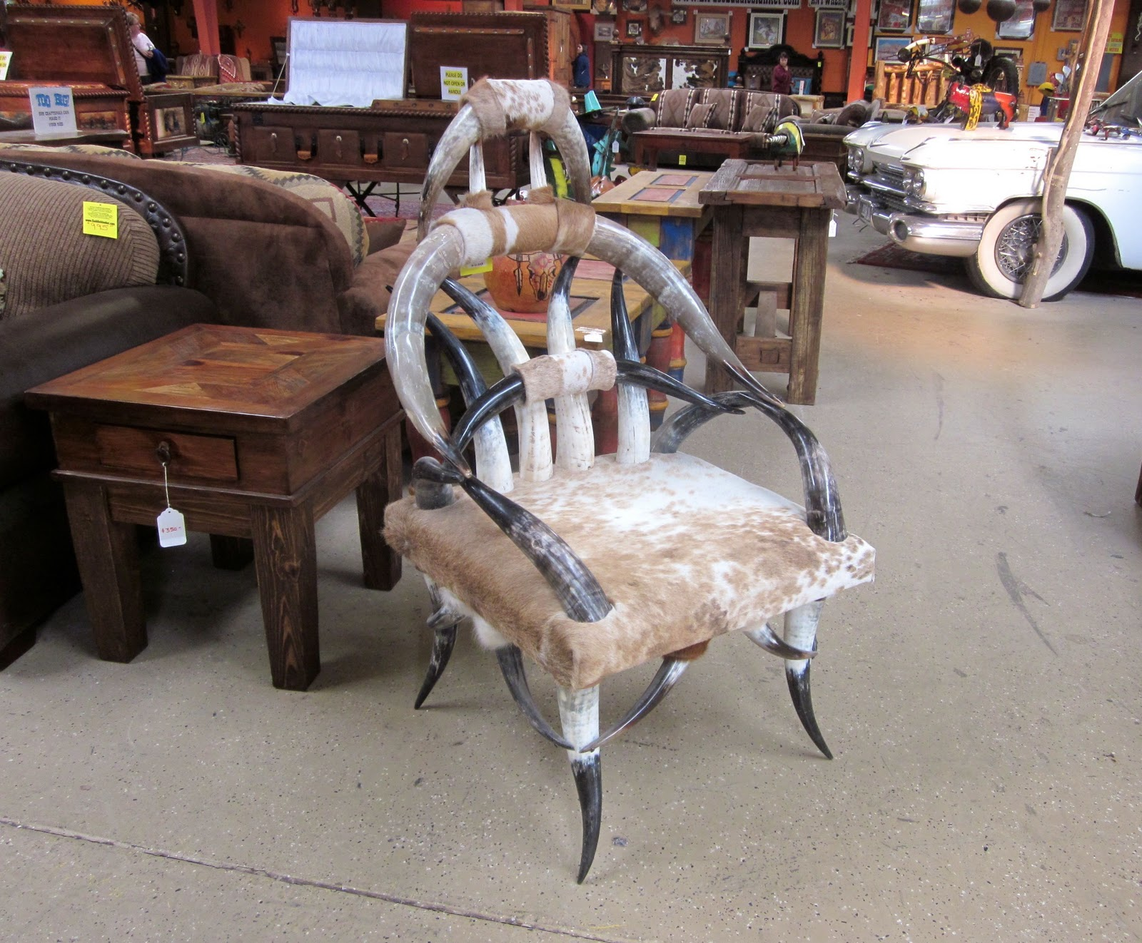 One Of A Kind Chairs.