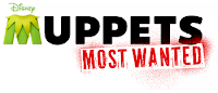 """Muppets Most Wanted"" Section"