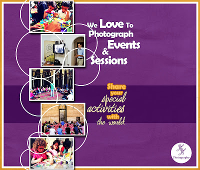 Events & Sessions Photography Service - Y&Y Photography