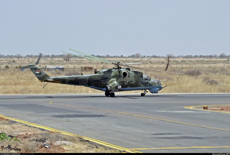 قصة معركة ابوكرشولا SUDAN+NVALA+MI-24P+933+09-05-2012