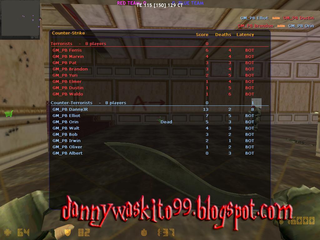 Game Counter Strike Ringan Untuk Pc