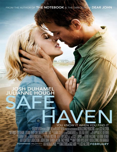 Safe Haven (Un lugar donde refugiarse) (2013) [DVD S] [subtitulada] (peliculas hd )