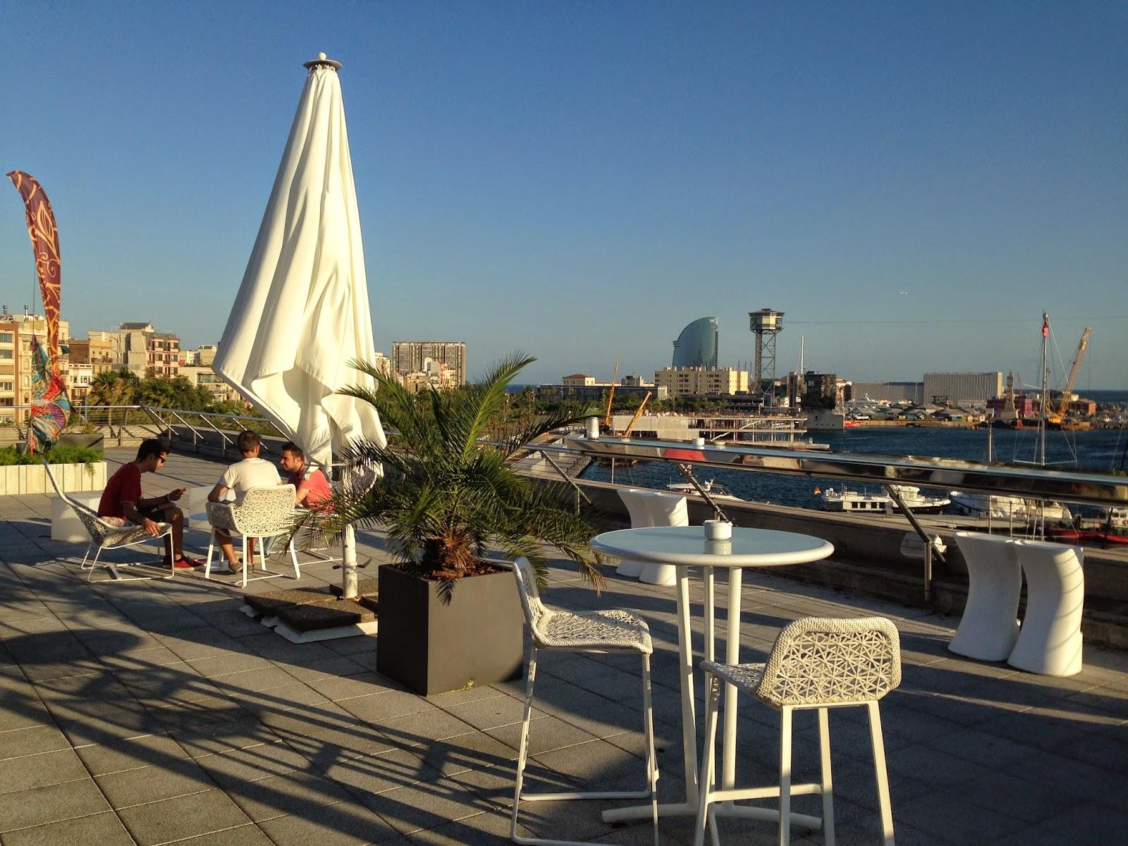 Ale samaniego 1881 la terraza de las indianas barcelona for La terraza barcelona