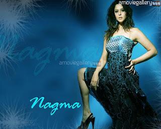 Tamil Actress Nagma Wallpaper, Nagma Latest Wallpaper