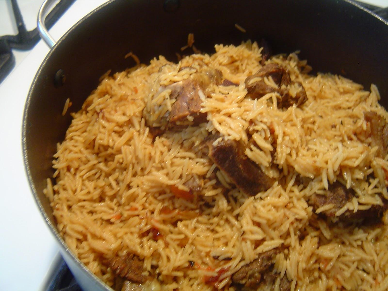 pakistani home cooking: yakhni pulao