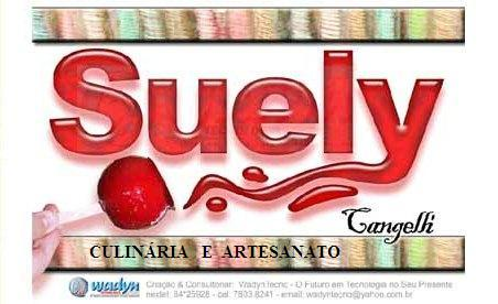 RECEITAS DA SUELY
