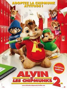 Ban Nhạc Sóc Chuột 2: Phần Tiếp Theo - Alvin And The Chipmunks 2: The Squeakquel poster
