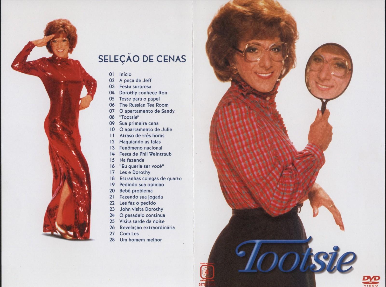 Inside DVD Tootsie