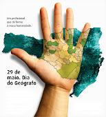 Dia 29 de Maio: Dia do Geógrafo