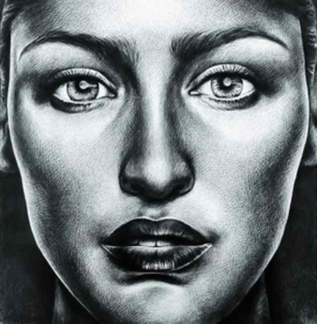 Итальянская художница. Valeria Corvino