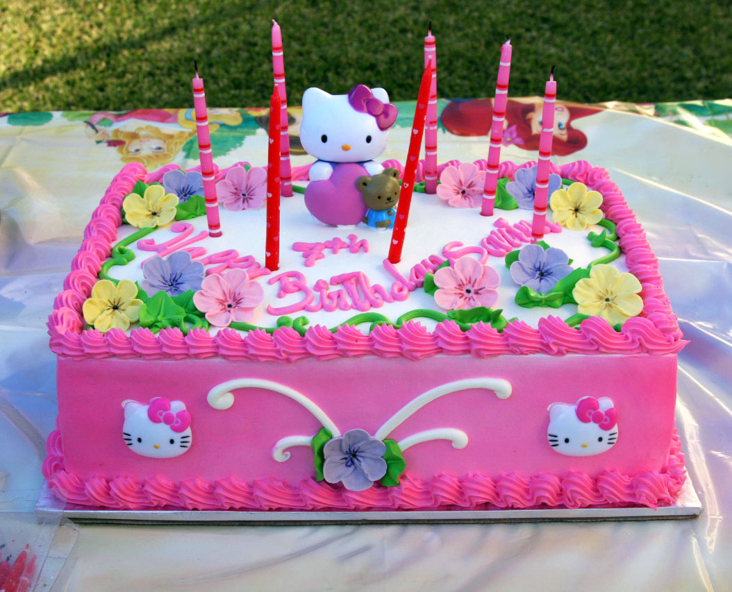 10 Hello Kitty Cake Decorations Ideas CAKE DESIGN AND DECORATING