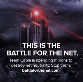 Battle for the Net