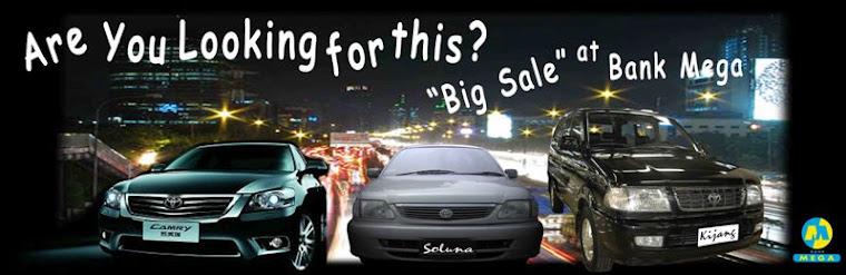 Spanduk Penjualan