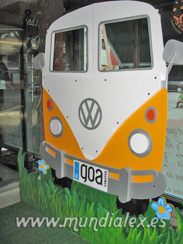 mundialex bricolaje y decoraci n furgoneta volkswagen