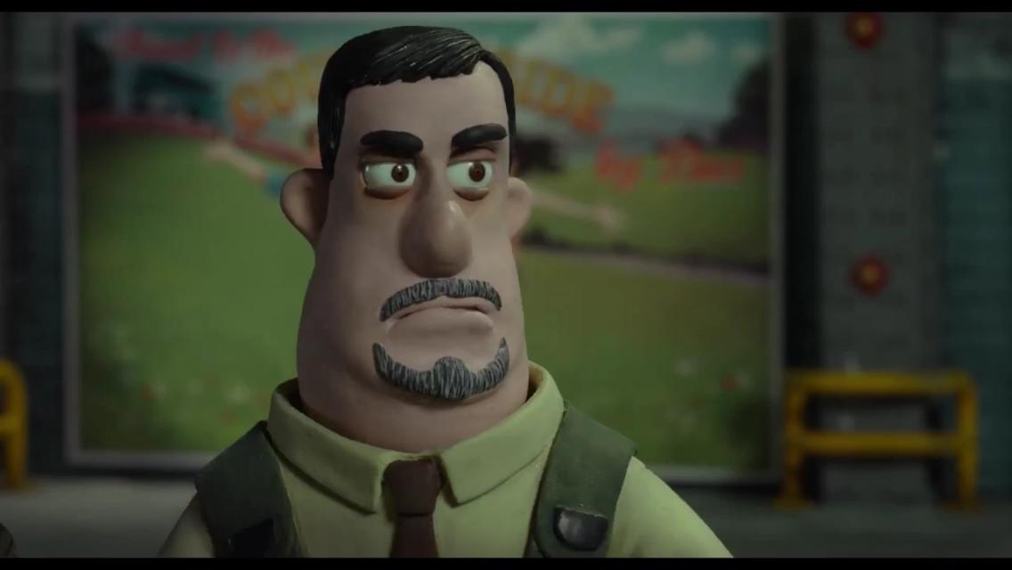 Trumper dans Shaun le mouton (2015)