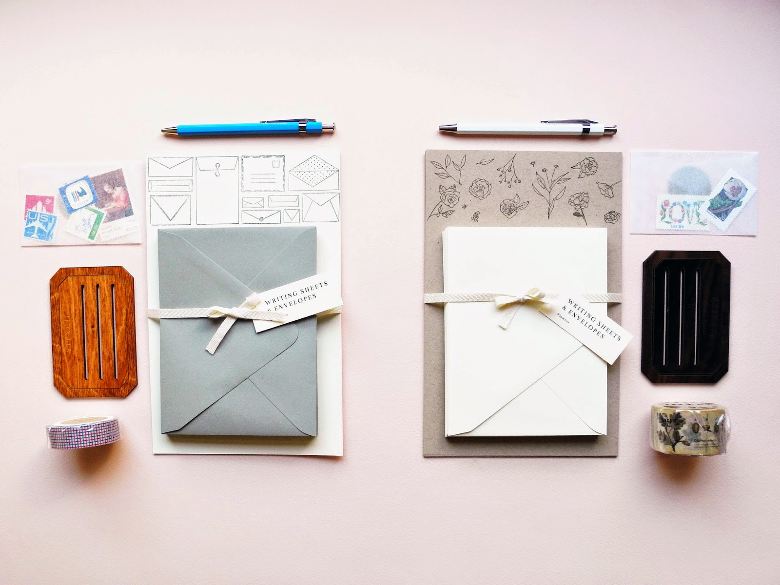 the letter writing kit