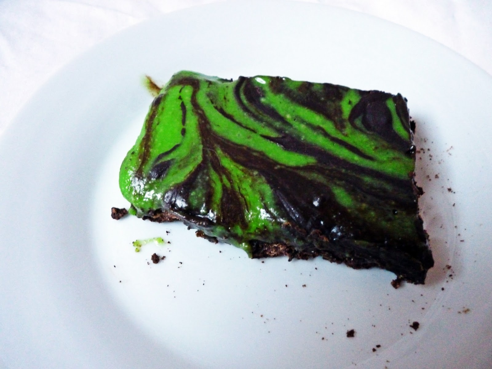 Cake Of The Week: Grasshopper Bars