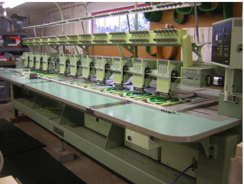 Used Embroidery Machines 2015