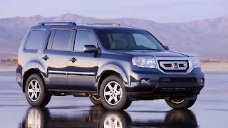 2015 Honda Pilot Redesign and Picture