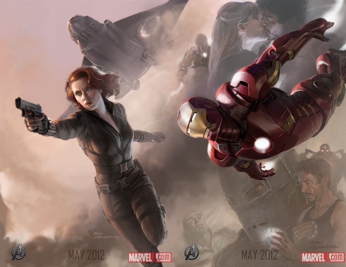[Image: Iron%2BMan%2BBlack%2BWidow%2BAvengers.jpg]