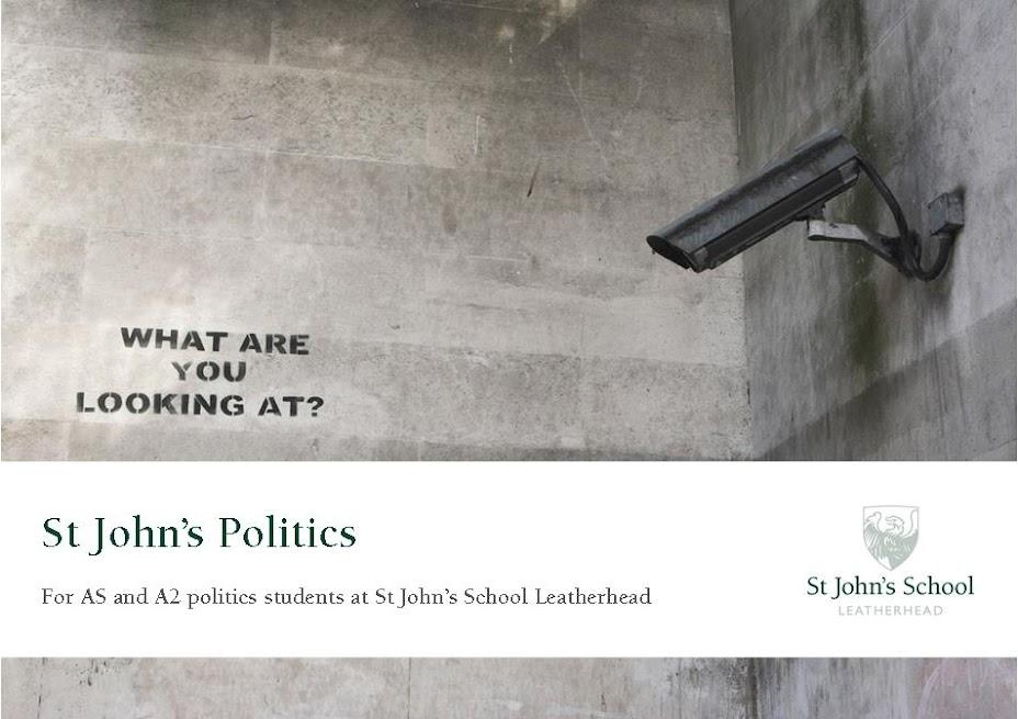 St John's Politics