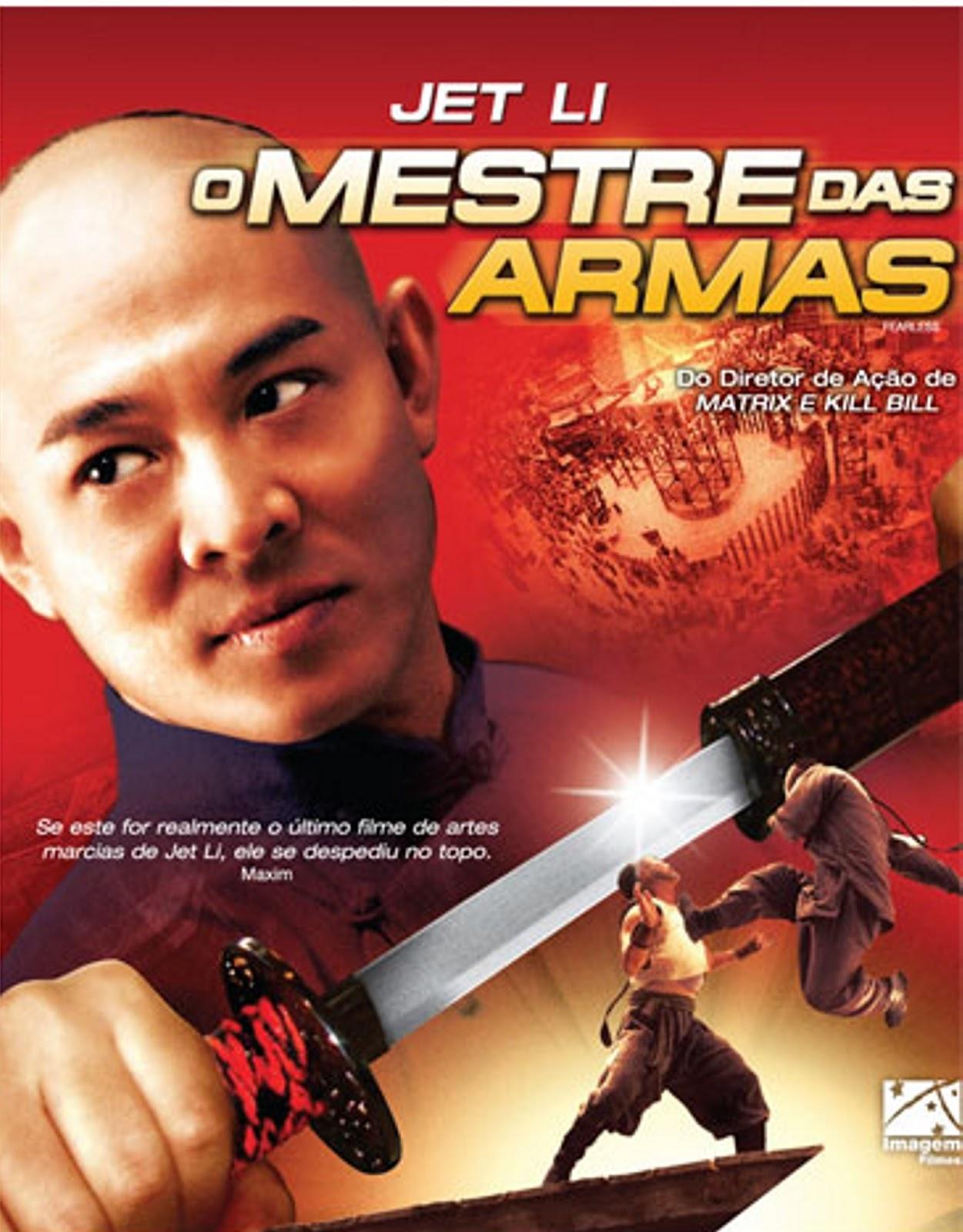 Baixar Filme O Mestre das Armas (Dublado)