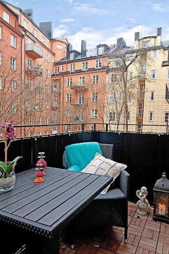Wonderful Apartment with Amazing Balcony