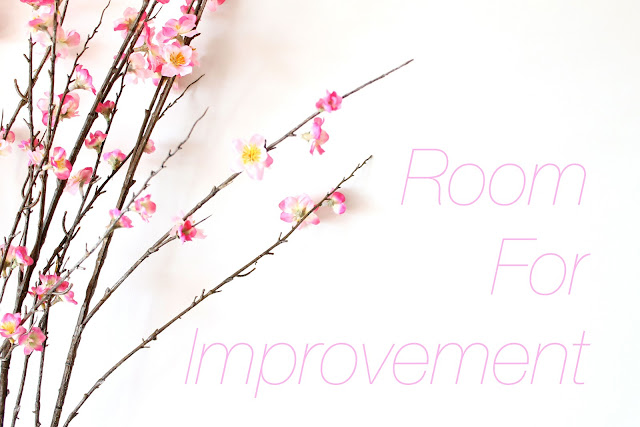 room for improvement challenge