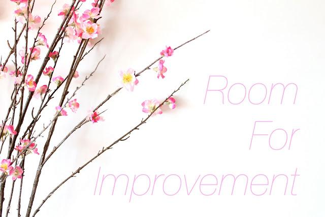 room for improvement challenge