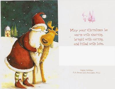 kata ucapan gambar natal