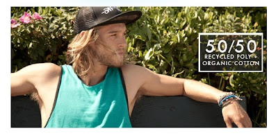 loomstate recycled poly organic surf apparel