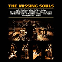 "THE MISSING SOULS - ""THE MISSING SOULS"" LP"