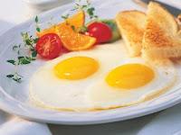 Makan Telur saat Sarapan Banyak Manfaatnya