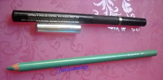 loreal slim liner e kiko skinny fit eye pencil
