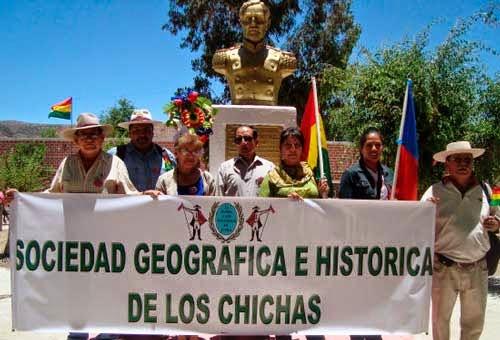 En Tupiza renace grupo de historia
