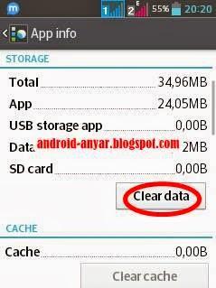 Langkah cepat sign out BBM Android tanpa hapus aplikasi