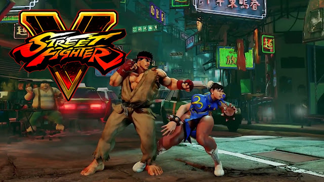 Download Street Fighter V Full PC Setup File