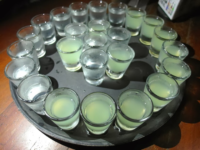 acid bar lychee apple shots somerset singapore lunarrive