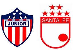 Independiente Santa Fe vs Atlético Junior