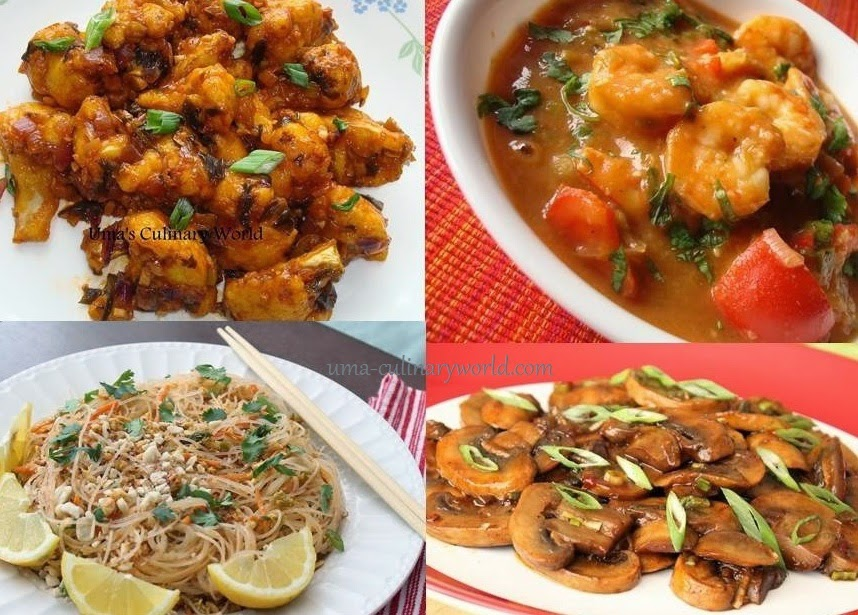 IndoChinese Recipes