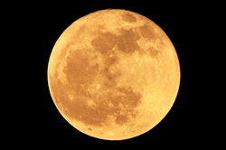 Vollmond am 27.03.2013...