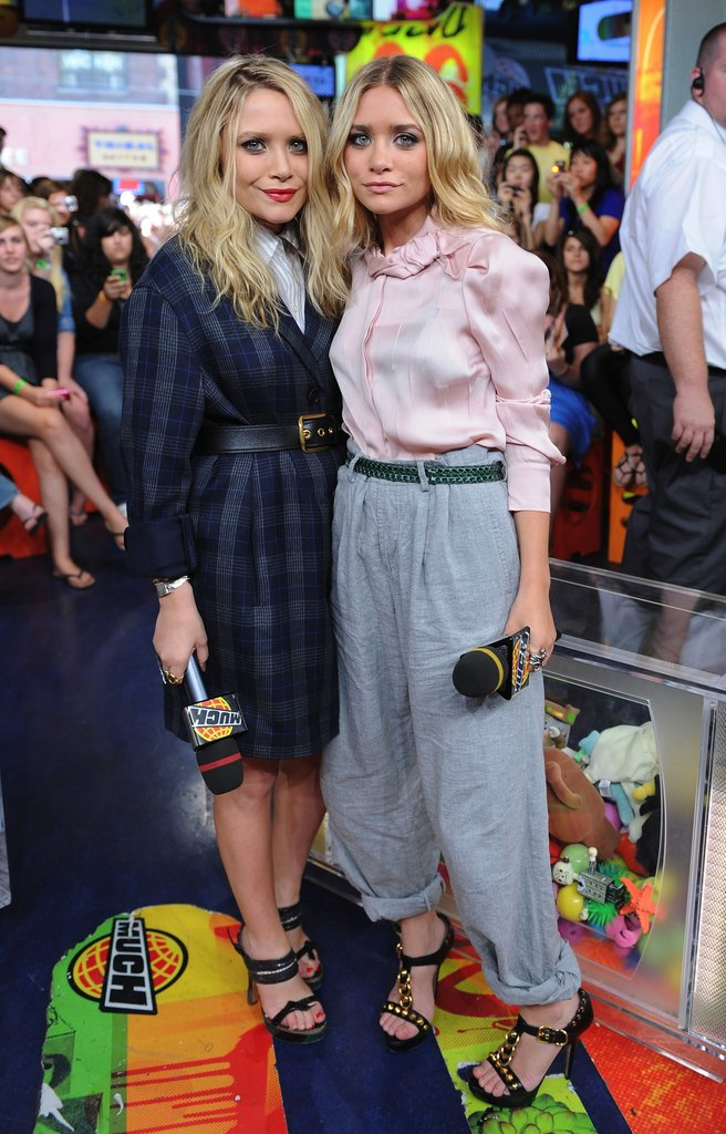 Celeb Diary Star Style Mary Kate Ashley Olsen