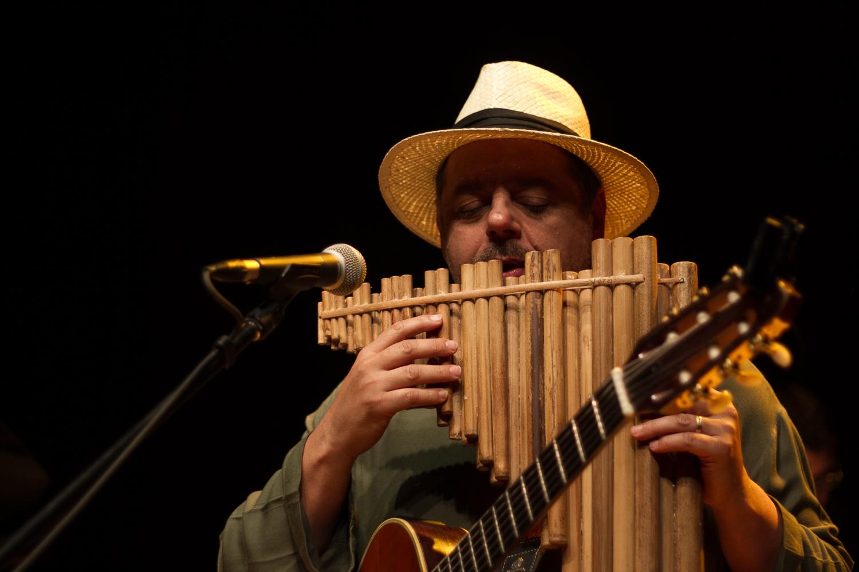Flauta de Pan Guaraní