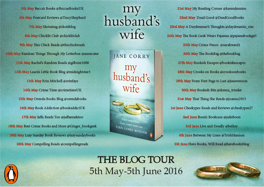 MY HUSBAND'S WIFE BLOG TOUR