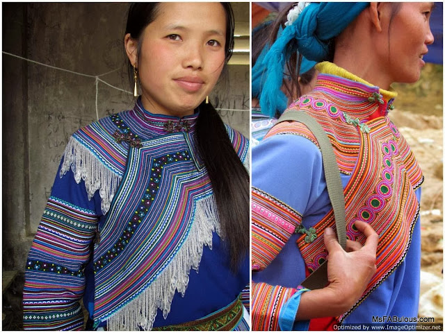 Flower Hmong Embroidery