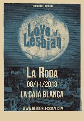 Love Of Lesbian La Roda Albacete Cronica del concierto